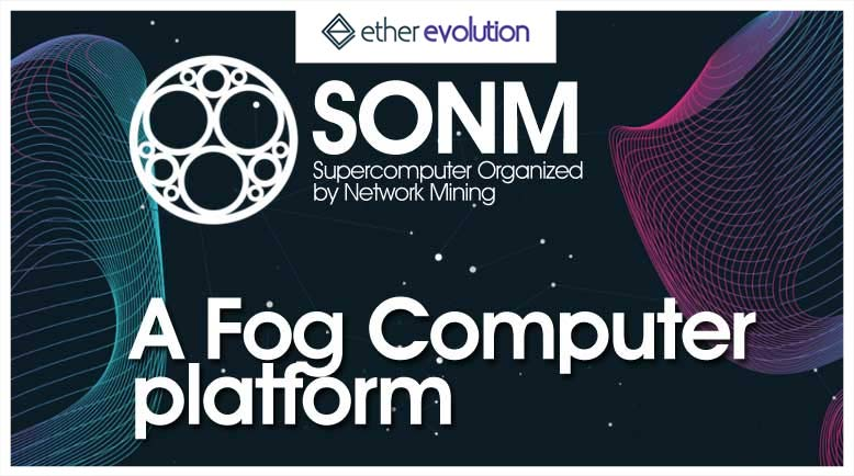 fog computing sonm