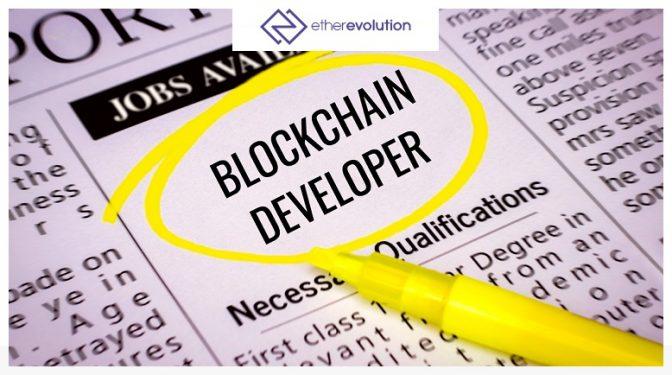 Lo sviluppatore blockchain è il lavoro da scegliere nel 2019